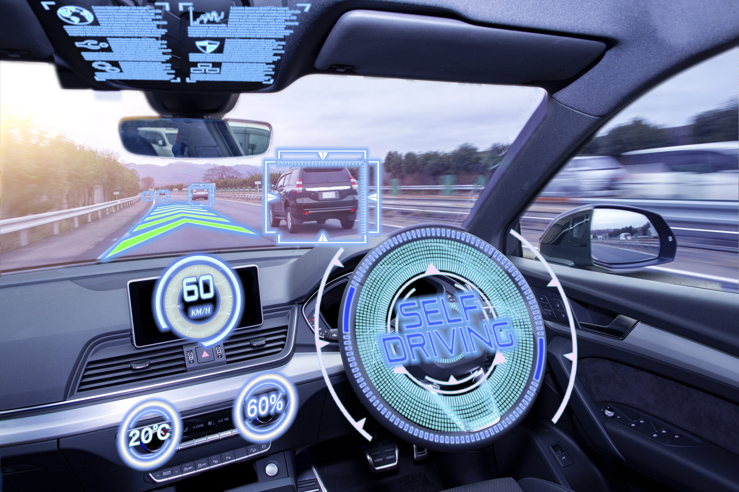 AI, Hands-Free Driving, self-driving cars, car, autopilot, accidents, vehicles